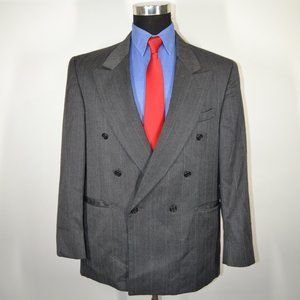 Zeidler and Zeidler 42R Sport Coat Blazer Suit Jac